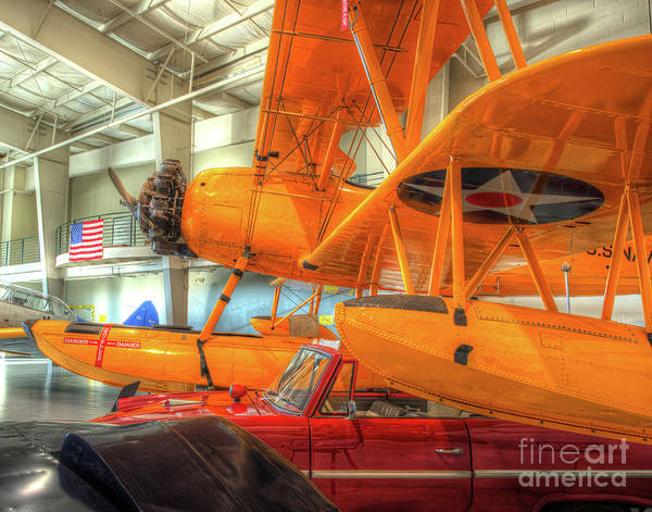 Ju-52 Wall Art - Photograph - N3n, Canary by Greg Hager