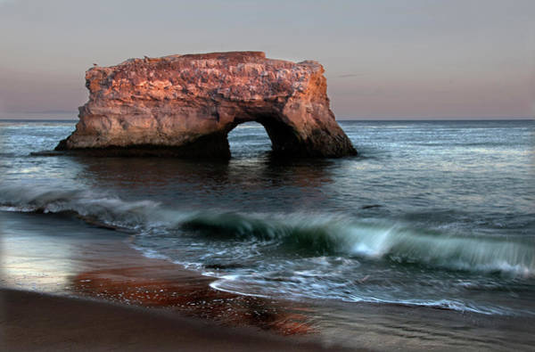 Natural Bridges State Park Art Print