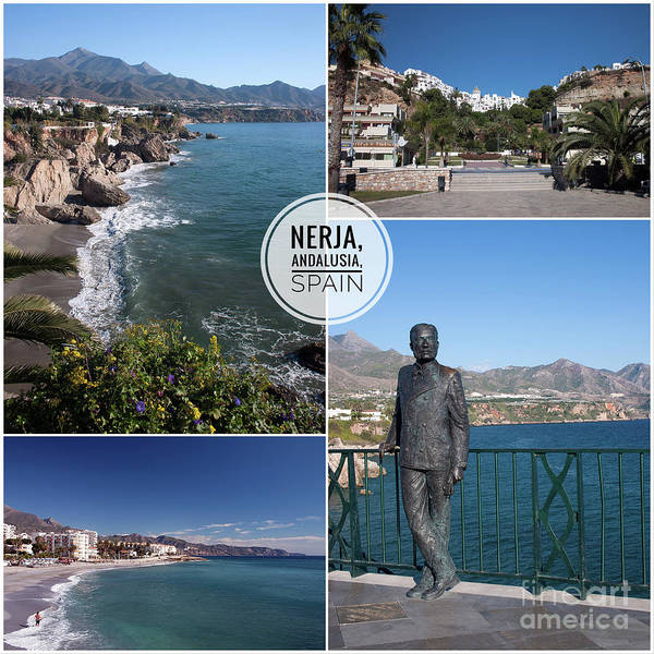 Wall Art - Photograph - Nerja by John Edwards