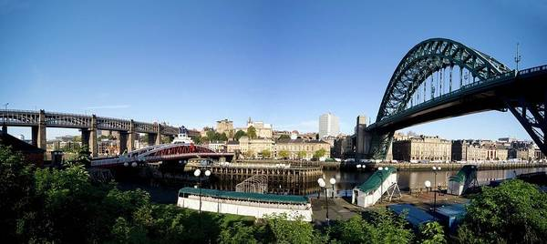 Newcastle Upon Tyne Photograph - Newcastle Upon Tyne, England by Design Pics / John Short