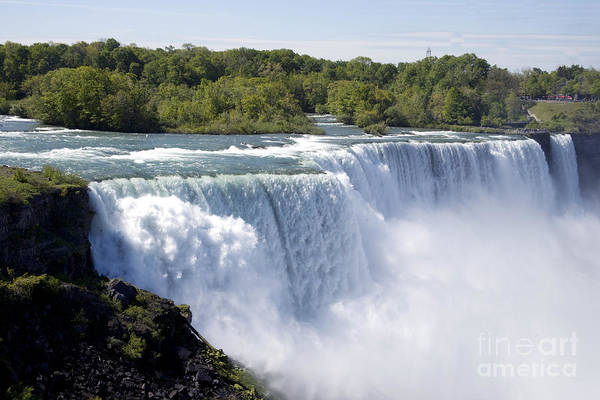 Photograph - Niagara Falls, 2006 by Carol Highsmith