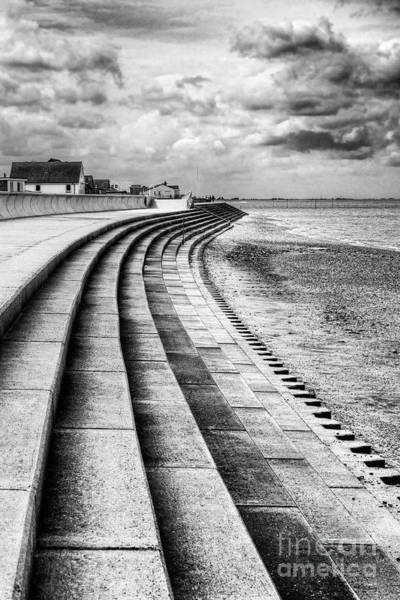 Wall Art - Photograph - North Beach, Heacham, Norfolk by John Edwards
