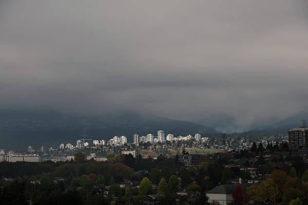 Photograph - North Vancouver  by Juan Contreras