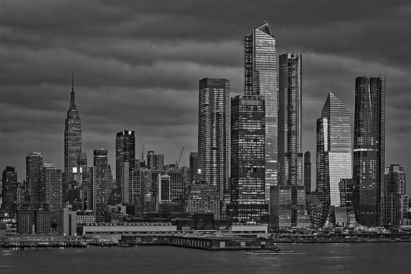 Photograph - Nyc Welcomes Hudson Yards  by Susan Candelario