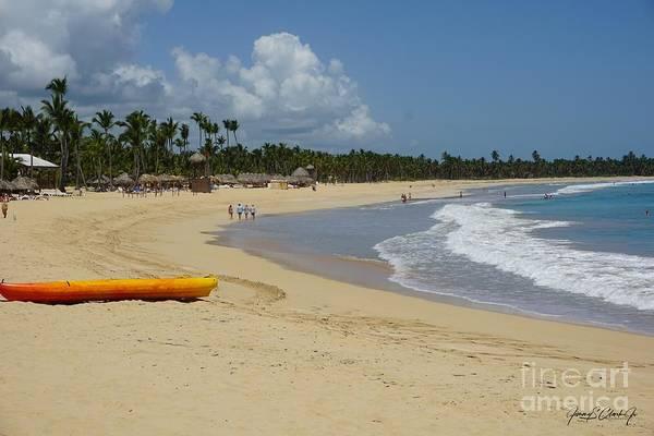 Photograph - On The Beach by Jimmy Clark
