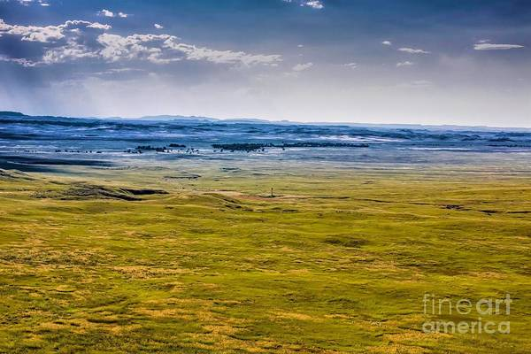 Photograph - Open Range by Jon Burch Photography