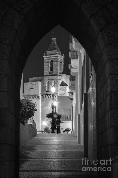 Photograph - Our Lady Of The O Church Rota Cadiz Spain by Pablo Avanzini