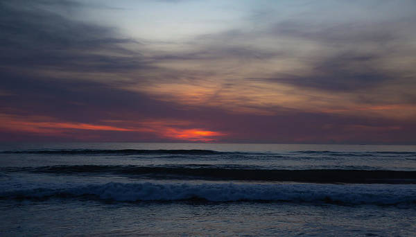 Photograph - Outer Banks Sunrise by Lora J Wilson