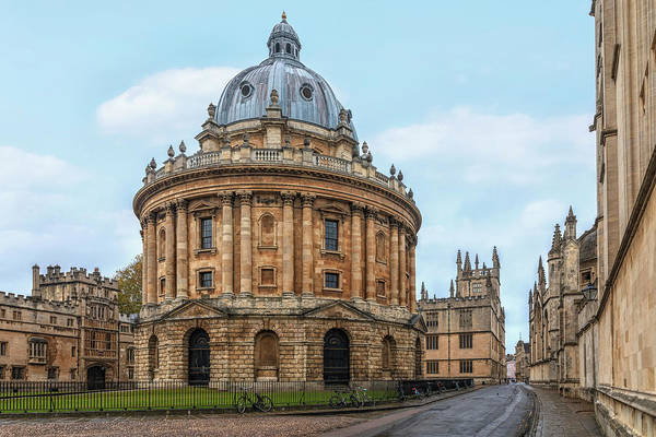 Wall Art - Photograph - Oxford - England by Joana Kruse