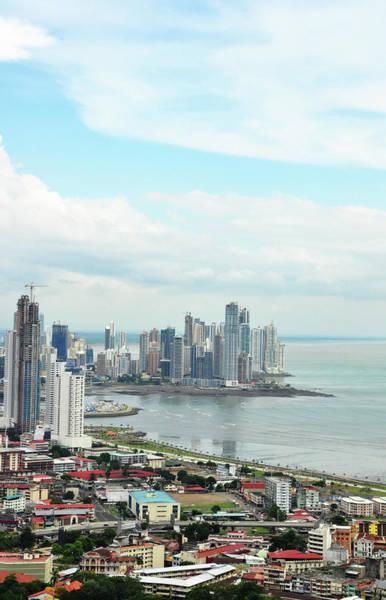 Panama Photograph - Panama City by Zoya Stafienko
