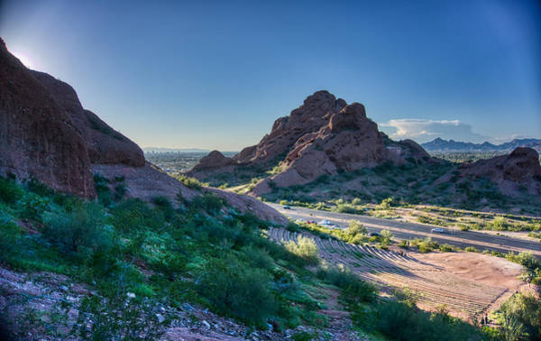 Photograph - Papago Park by Ants Drone Photography