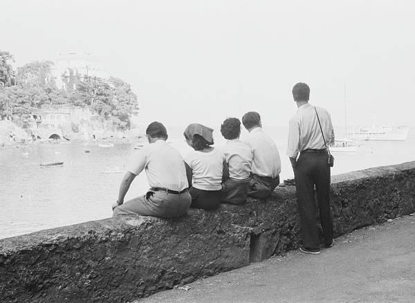 Photograph - Paraggi Beach by Thurston Hopkins