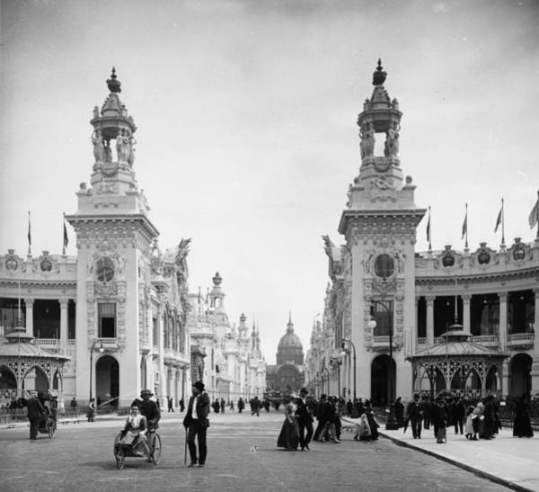 Exhibition Photograph - Paris Exhibition by London Stereoscopic Company