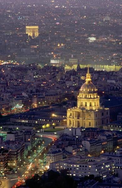 Invalides Photograph - Paris, France - by Francois Bibal