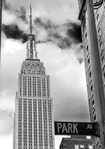Wall Art - Painting - Park Ave View by Bill Carson Photography