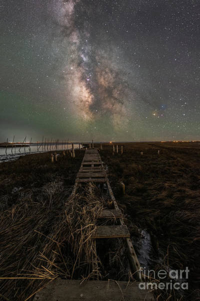 Photograph - Path To The Stars  by Michael Ver Sprill