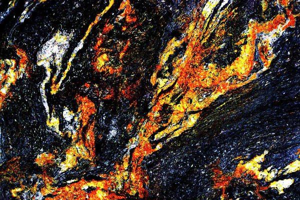Photograph - Patterns In Stone - 187 by Paul W Faust - Impressions of Light