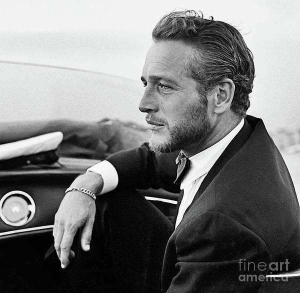 Photograph - Paul Newman  by Doc Braham