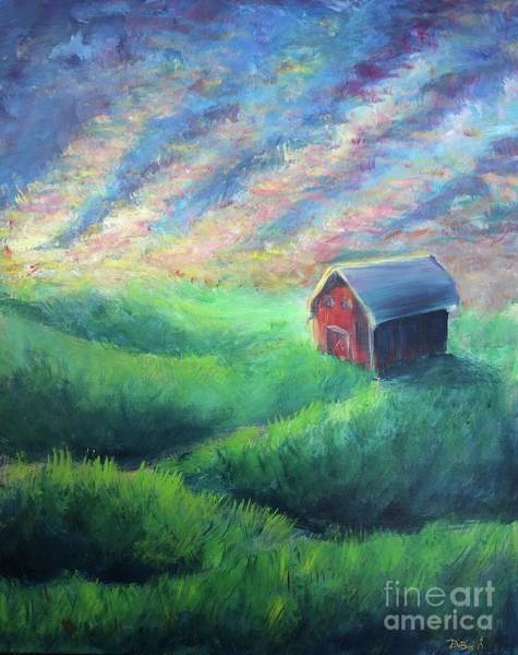 Painting - Peace by Lisa DuBois