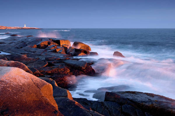 Wall Art - Photograph - Peggys Cove by Shaunl