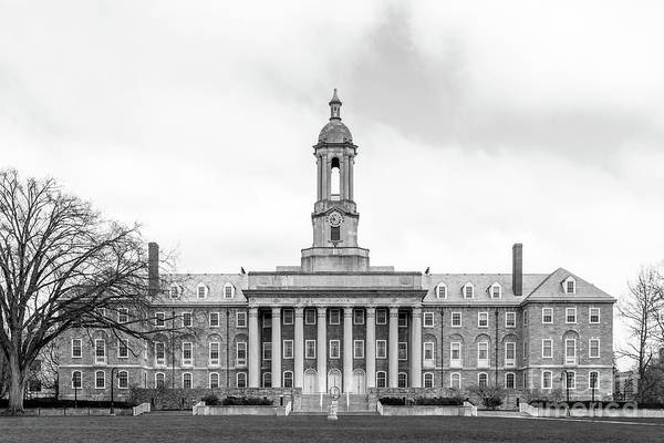 Wall Art - Photograph - Penn State University Old Main  by University Icons
