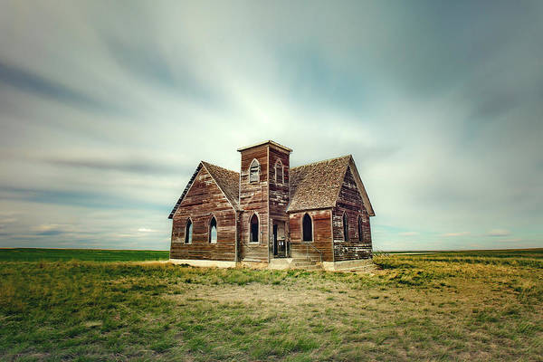 Wall Art - Photograph - Perished Parish by Todd Klassy