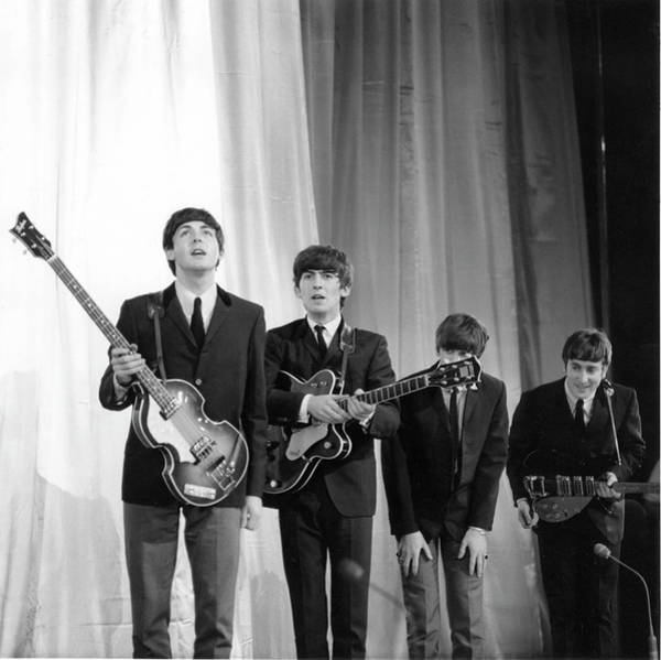 Photograph - Photo Of Beatles by David Redfern
