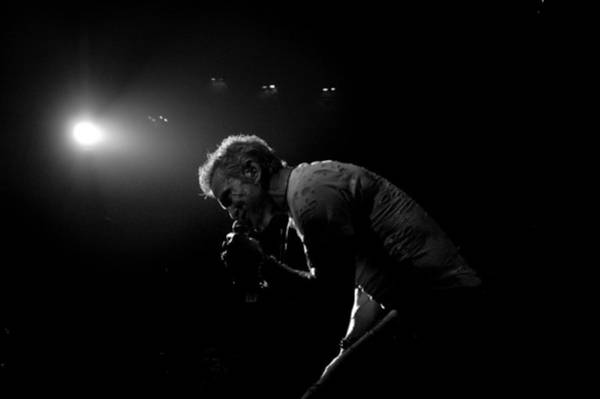Billy Idol Photograph - Photo Of Billy Idol by Stephen Albanese