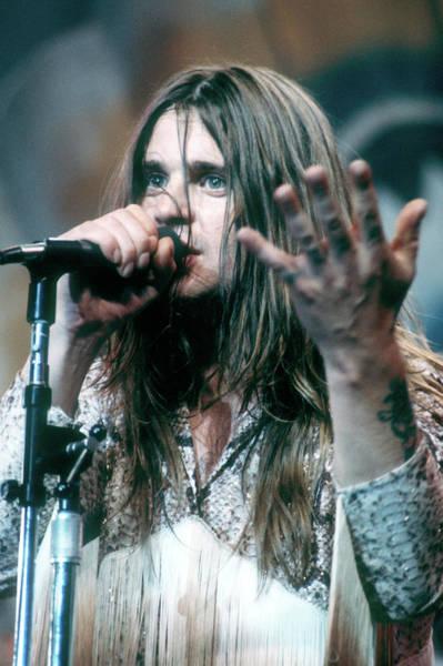 Ozzy Osbourne Wall Art - Photograph - Photo Of Black Sabbath by Michael Ochs Archives