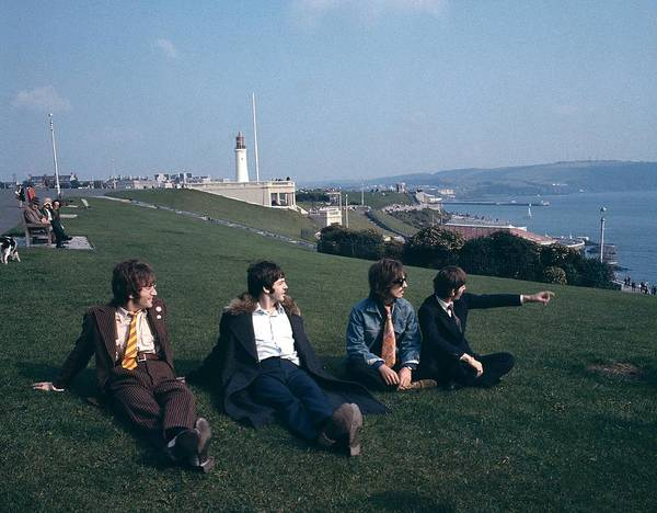 Photograph - Photo Of Magical Mystery Tour And by David Redfern