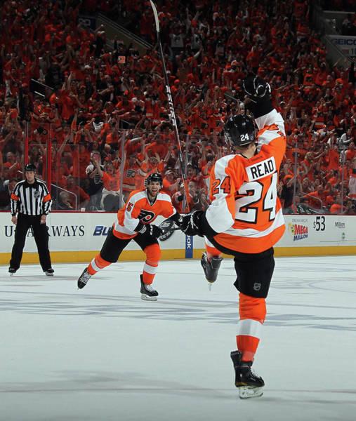 Nhl Photograph - Pittsburgh Penguins V Philadelphia by Bruce Bennett