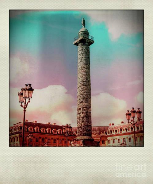 Wall Art - Photograph - Place Vendome, Paris, France, Europe by Bernard Jaubert