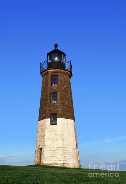 Wall Art - Photograph - Point Judith Lighthouse by John Greim