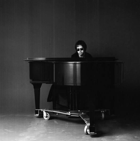 Elton John Photograph - Portrait Of Elton John by Jack Robinson