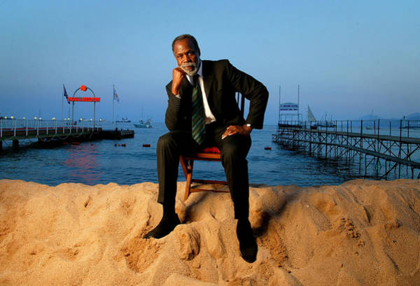 Cannes Photograph - Portraits Danny Glover by Carlo Allegri