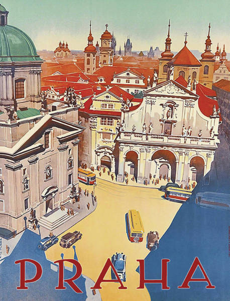 Czech Digital Art - Prague by Long Shot
