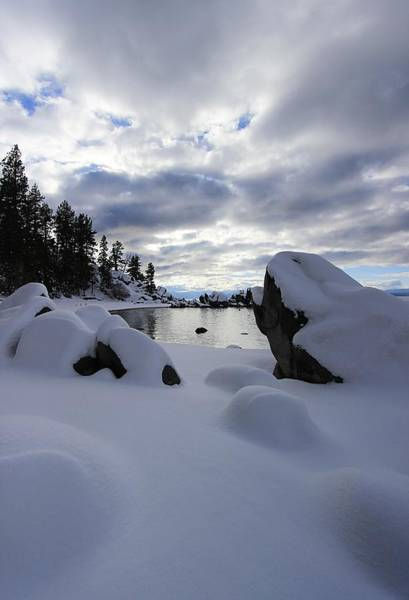 Photograph - Pristine Winter  by Sean Sarsfield