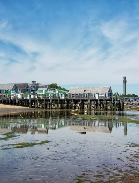 Provincetown Ma Wall Art - Photograph - Provincetown - Massachusetts by Brendan Reals