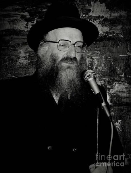 Photograph - Rabbi Matisyahu Salomon by Doc Braham