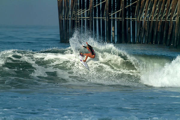 Photograph - Rachel Presti by Waterdancer