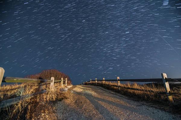 Photograph - Raining Stars by Kristopher Schoenleber