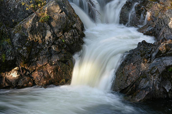 Wall Art - Photograph - Rancheria Falls, Rancheria River by Gerry Reynolds