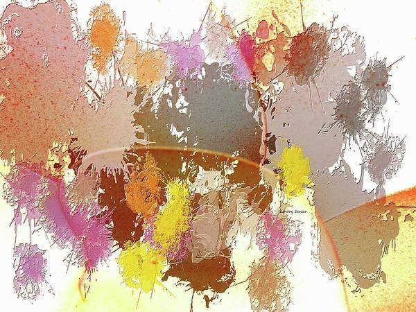 Blades Mixed Media - Random by Lenore Senior