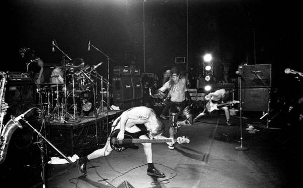 Wall Art - Photograph - Red Hot Chili Peppers London Astoria by Martyn Goodacre