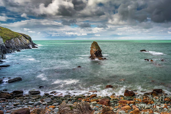 Wall Art - Photograph - Rhoscolyn Coastline Anglesey by Adrian Evans