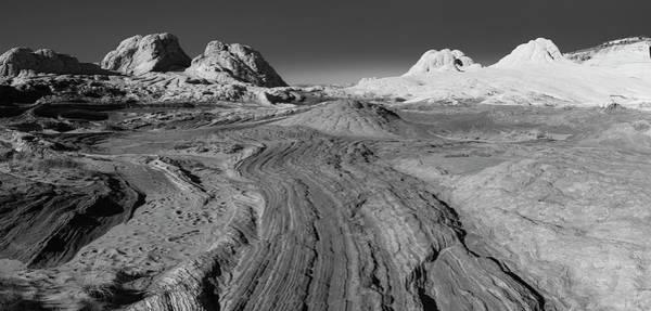 Vermilion Cliffs National Monument Photograph - Rock Detail At White Pocket, Paria by Panoramic Images