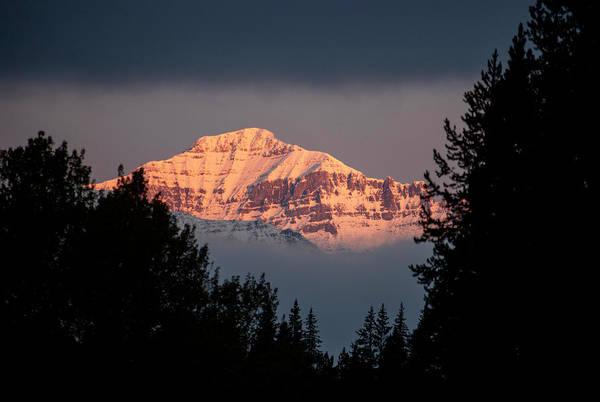 Wall Art - Photograph - Rocky Mountains Winter Fall by Mark Duffy