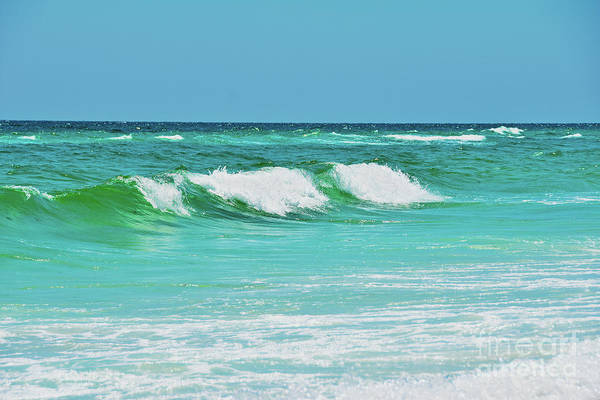 Photograph - Waves by Christine Dekkers
