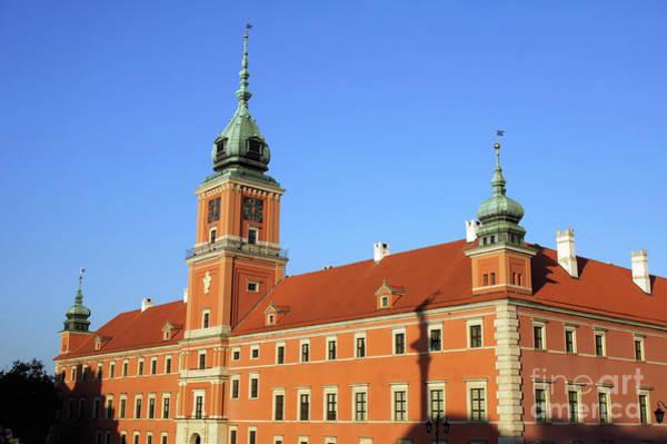 Wall Art - Photograph - Royal Castle In Warsaw by Tom Gowanlock