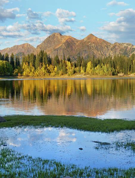 Photograph - Ruby Range, Lost Lake Slough, Colorado by